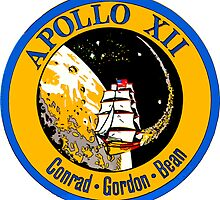 Apollo XII patch by boogeyman