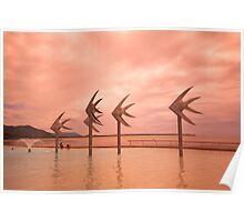 Cairns Foreshore Poster
