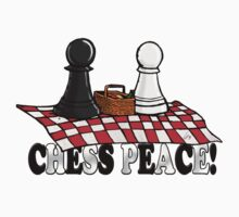 Chess Peace by 100windows