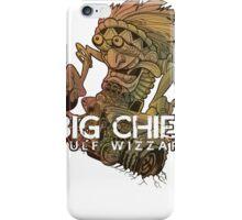 Big Chief Wulf Wizzard iPhone Case/Skin
