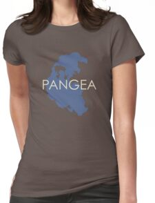 Pangea Womens Fitted T-Shirt