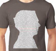 Bandersnoot Cuddlefish Unisex T-Shirt