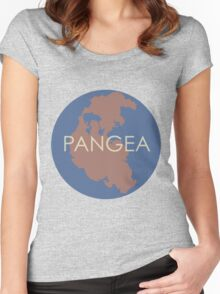 Pangea 2 Women's Fitted Scoop T-Shirt