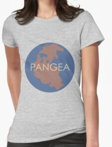 Pangea 2 Womens Fitted T-Shirt