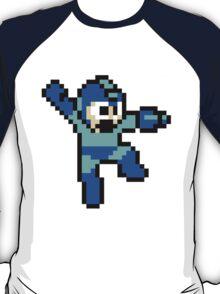 8-bit Mega Man T-Shirt