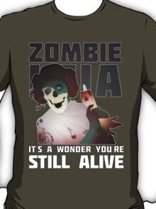 Zombie Leia T-Shirt