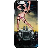 Lust by BigToe iPhone Case/Skin