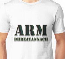Arm Bhreatannach Unisex T-Shirt