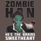 Zombie Han by krishawkins