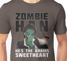 Zombie Han Unisex T-Shirt