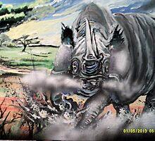 Uganda by fredscherer