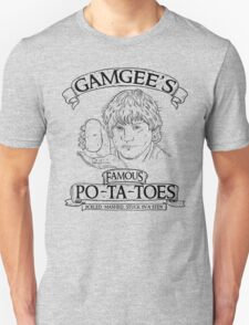 gamgees famous potatoes T-Shirt