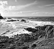 Stormy Corbiere by Mark Bowden