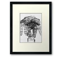 Kilcatherine Window Framed Print