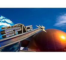 Mission: Space Photographic Print