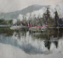 Holly Friesen - Paintings of Earth, Water & Light by Holly Friesen