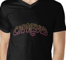Life's Rad in Carlsbad Mens V-Neck T-Shirt