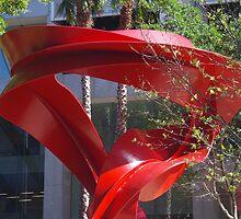 Perth Sculpture by lezvee