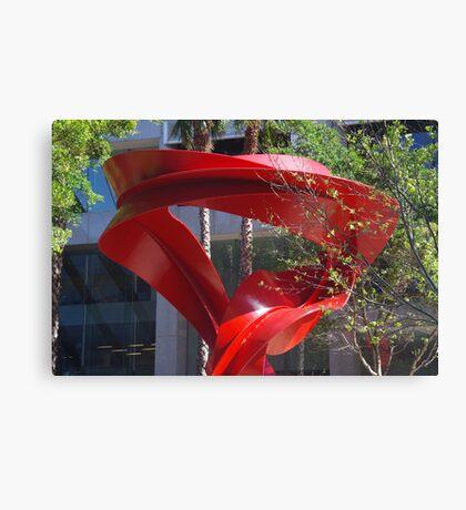 Perth Sculpture Canvas Print