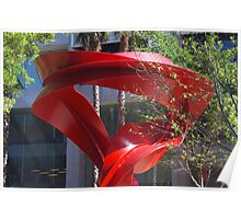 Perth Sculpture Poster