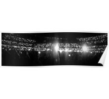 One Direction Concert Poster