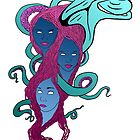 Octopus women. by TimothyEast