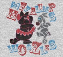 Heffalumps and Woozles Kids Clothes