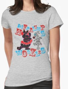 Heffalumps and Woozles Womens Fitted T-Shirt