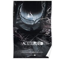 Accursed - Anniversary Poster Poster