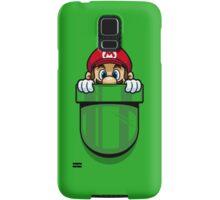 Pocket Plumber Samsung Galaxy Case/Skin