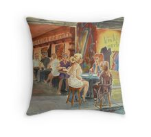 Centre Way Girls 3 Throw Pillow