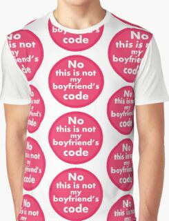 geek girl Graphic T-Shirt