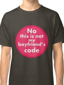 geek girl Classic T-Shirt