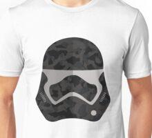 Camo Clone Wars Trooper Helmet Unisex T-Shirt