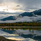 Moose Lake by Ian Fegent