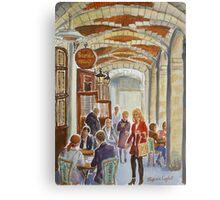 Place des Vosges, Paris Canvas Print