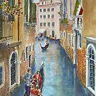 Venice 6 by Virginia  Coghill
