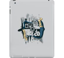 Live Together Die Alone iPad Case/Skin