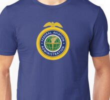 Federal Aviation Agency FAA Unisex T-Shirt