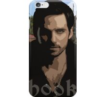 Hook- Once Upon A Time iPhone Case/Skin