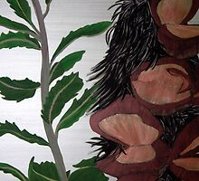 """Banksia"" by Julie Gilmore"