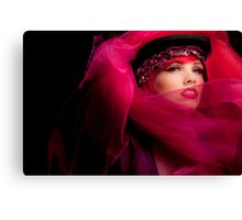 RED 6 Canvas Print