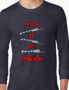 Meteor B. Dragon Long Sleeve T-Shirt