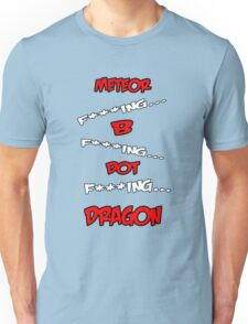Meteor B. Dragon Unisex T-Shirt