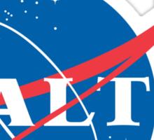 WALT Sticker