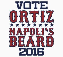 Vote for Ortiz & Napoli's Beard in 2016! by theMaestro