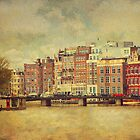 Painted Amsterdam 1 by JennyRainbow