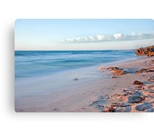North Beach seascape Canvas Print
