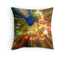 Time Travel is Possible Throw Pillow