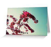 A Fresh Breath of Spring Greeting Card
